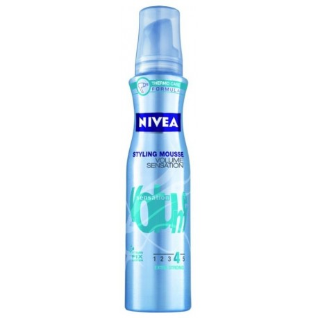 Пяна за коса NIVEA Volume Sensation 150ml