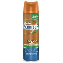 Гел за бръснене Gillette Fusion PROGLIDE Охлаждащ 200ml