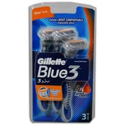 Самобръсначки Gillette Blue3 3бр.