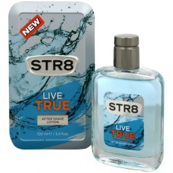 Лосион STR8 After Shave Live True 100ml