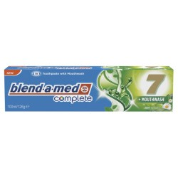 Паста за зъби Blend-a-med Complete Herbal 100ml