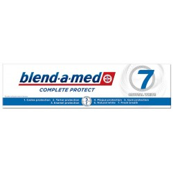 Паста за зъби Blend-a-med Complete Protect 7 Crystal White 100ml