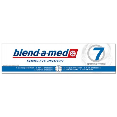 Паста за зъби Blend-a-med Complete 7 White 100ml