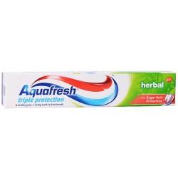 Паста за зъби Aquafresh Herbal 75ml