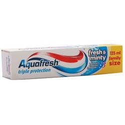 Паста за зъби AQUAFRESH Fresh&Minty тройна защита 125ml