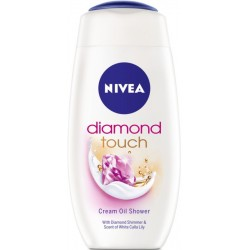 Душ гел Nivea Diamond touch 250ml