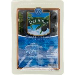 Черни маслини вакуум Del Alma 250g