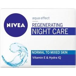 Нощен крем Nivea регенериращ за нормална кожа 50ml