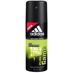 Спрей Deo Adidas Pure Game 150ml