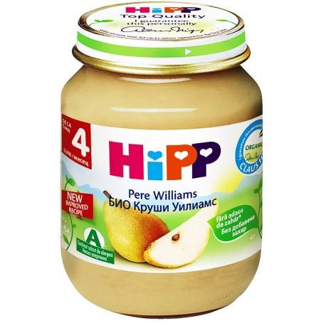 HIPP Био пюре круши Уилямс 125g