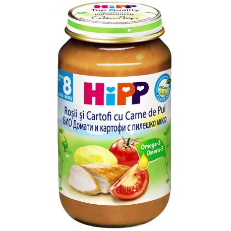 Хип пюре домати, картофи и пилешко 0.220