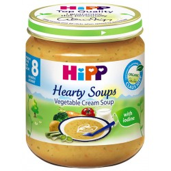 Хип Био зеленчукова крем супа 0.200