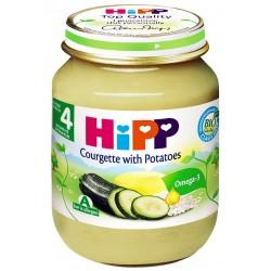 Хип пюре тиквички с картофи 0.125