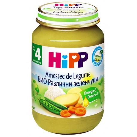 Хип пюре различни зеленчуци 0.190