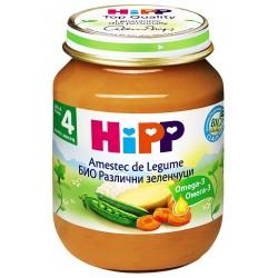 HIPP Био пюре Различни зеленчуци 125g