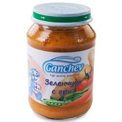 Ганчев Зеленчуци с ориз 190g