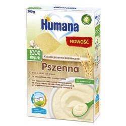 Безмлечна био каша Грис Humana 200g