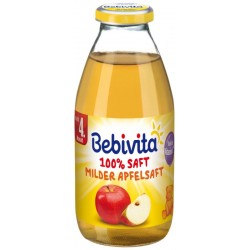 Bebivita сок от меки ябълки 0.200