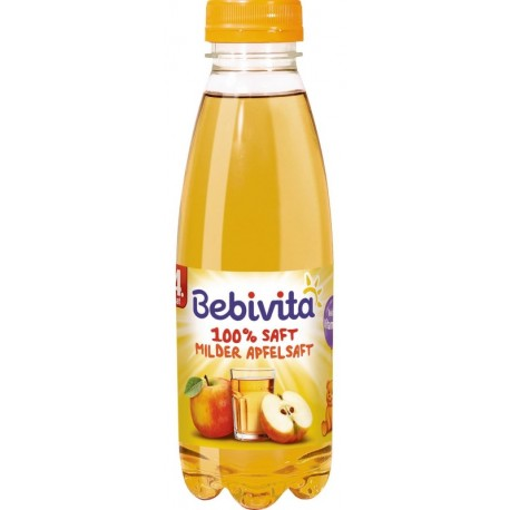 Bebivita сок от меки ябълки 0,500