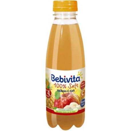 Bebivita сок витамин С 0.500