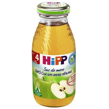 HIPP Био сок Меки ябълки 200ml