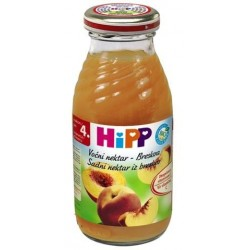 HIPP Био нектар Праскови 200ml