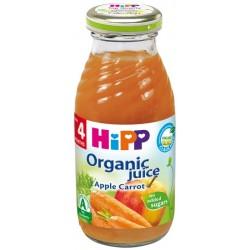 HIPP Био сок Ябълки и моркови 200ml