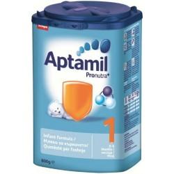 Адаптирано мляко Aptamil 1 Pronutra+ 800g