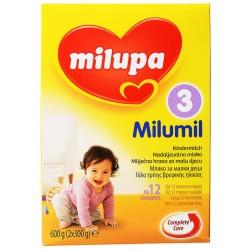 Мляко Milumil 3 адаптирано 2x300g