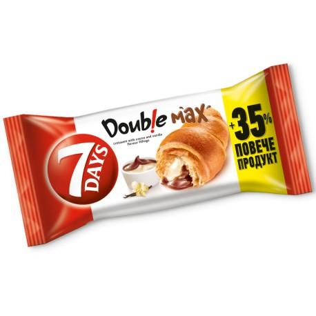 Кроасан 7 days Double какао и ванилия 80g