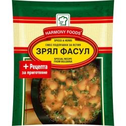 Подправка за Зрял фасул Harmony Foods 55g