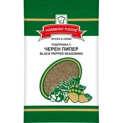 Подправка Черен пипер млян Harmony Foods 10g