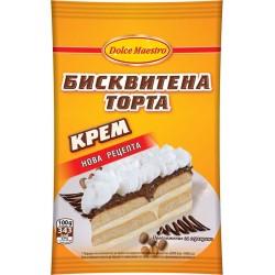 Крем Бисквитена торта Dolce Maestro 70g