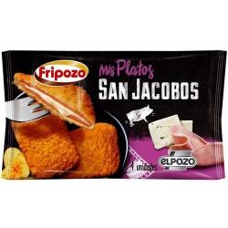 Панирана шунка със сирене San Jacobos 320g FRIPOZO