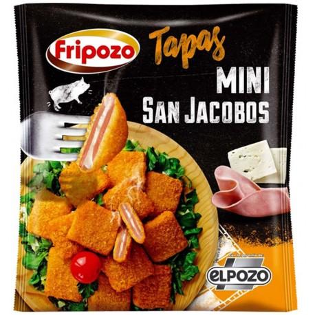 Хапки Тапас Мини Шунка със сирене San Jacobos 260g FRIPOZO