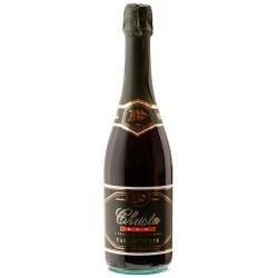 Вино Търговище Криста Червено Пенливо 750ml