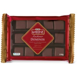 Десерт Доминос с млечен шоколад Lambertz 150g