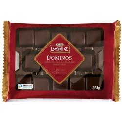 Десерт Доминос с тъмен шоколад Lambertz 175g