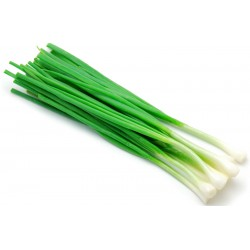 Био зелен лук връзка