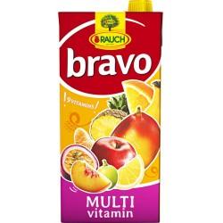 Напитка BRAVO Мултивитамин 50% 2l
