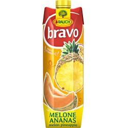 Напитка BRAVO Пъпеш и ананас 30% 1l