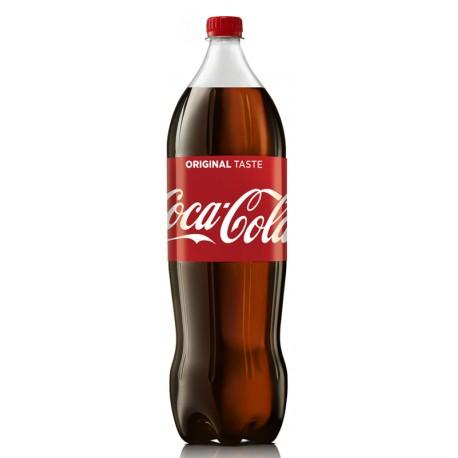Coca-cola PET 1,25l