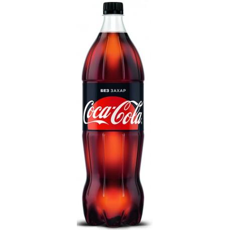 Coca-cola Zero РЕТ 1,25l