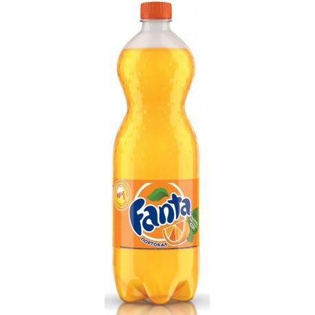 Fanta Портокал РЕТ 1,25l