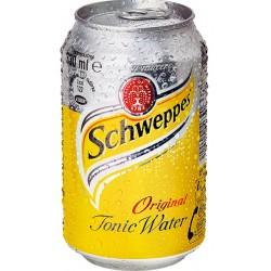 Schweppes Тоник кен 330ml