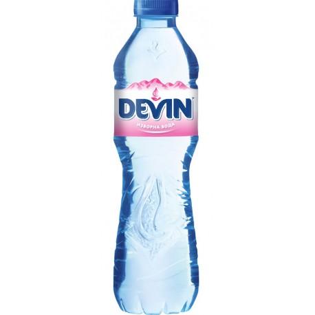 Вода Девин изворна 500ml