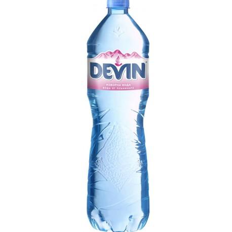 Вода Девин изворна 1.5l