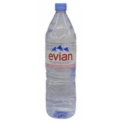 Вода Evian минерална 1.5l