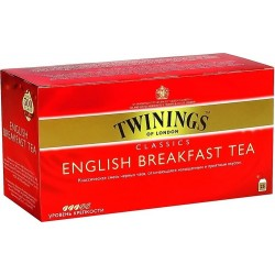 TWININGS English Breakfast 25