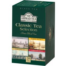 Черен чай AHMAD класическа селекция 20бр.